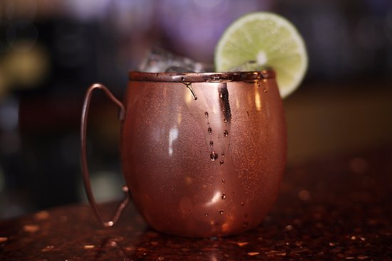 Brecksville, OH: Moscow Mule