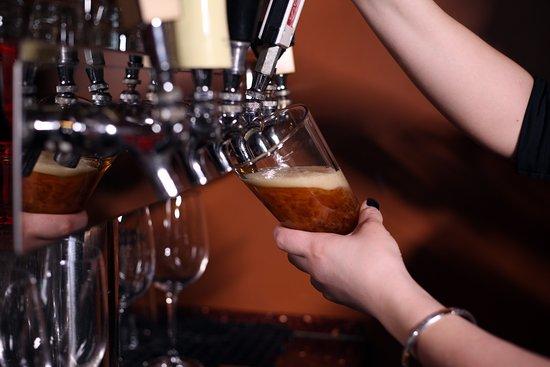 Brecksville, Ohio: Draft Beer