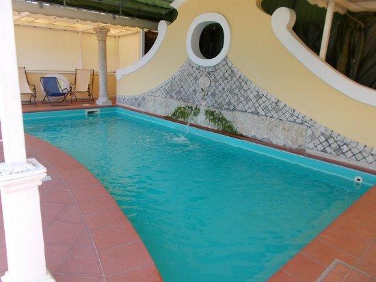 Terme Francescane Village : Veduta dela piscina esterna
