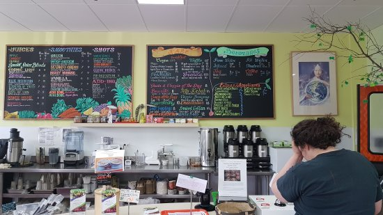 Wheeling, IL: Purple Sprout Cafe