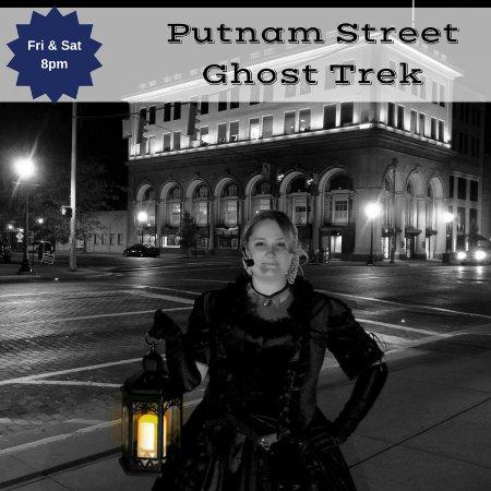 Marietta, OH: Putnam Street Ghost Trek