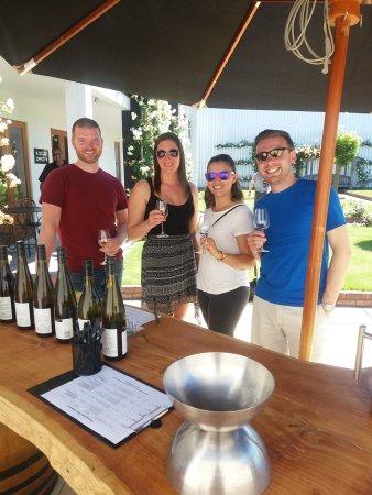 بلينهيم, نيوزيلندا: Cool and stylish tasting with Marlborough Wine Tours