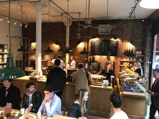 Monmouth Coffee - The Borough: photo0.jpg