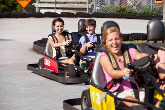 Independence, MO: Go Karts