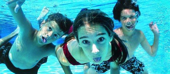 The Beach Waterpark: Take a dip