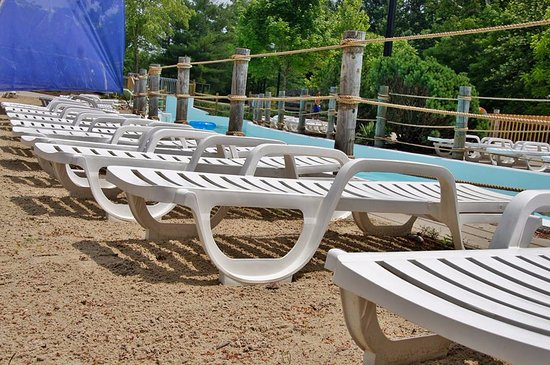 The Beach Waterpark: Real chills