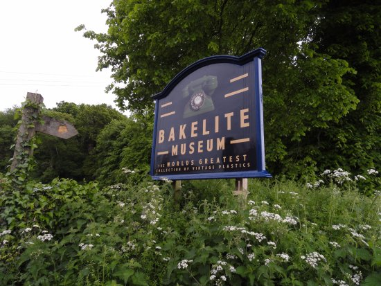 Williton, UK: The Bakelite Museum