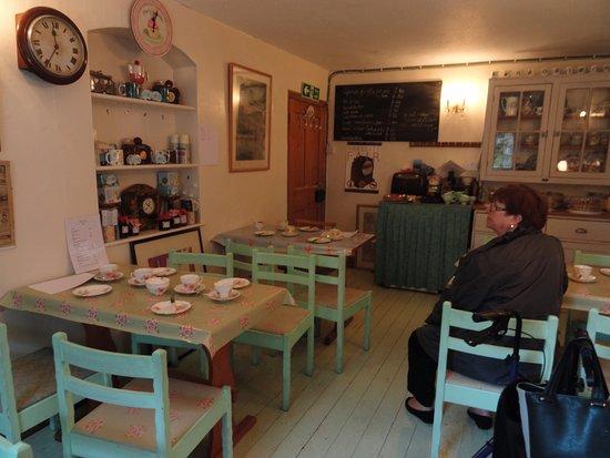 Williton, UK: The Cafe