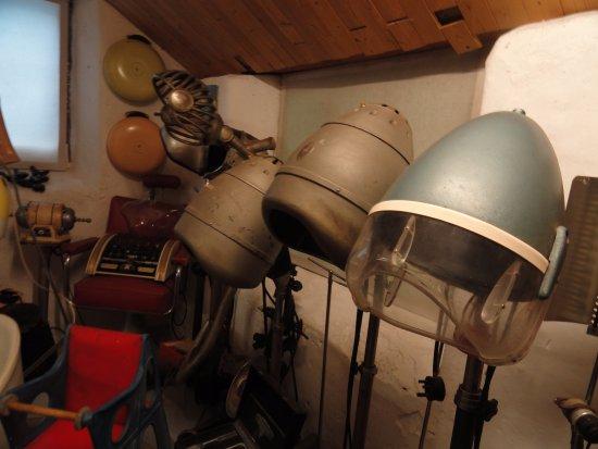 Williton, UK: Hair dryers