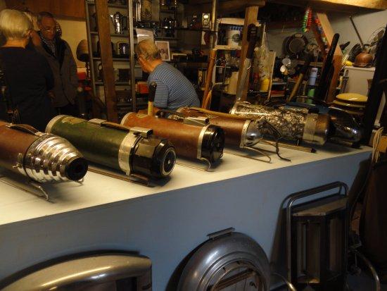 Williton, UK: Vacuum cleaners