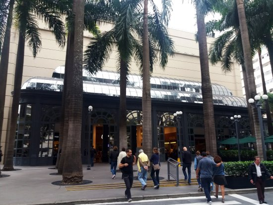 Shopping Patio Paulista: Shopping Pátio Paulista   São Paulo, SP