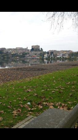 Capodimonte, Italien: Servizio Pubblico di  Navigazione Lago di Bolsena