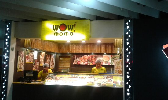 Wow Momo outlet in Central Square Mall