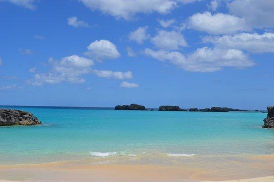 Sandys Parish, Bermuda: Cooper's Island