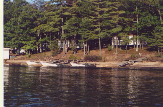 Craganmor Point Resort: From the water