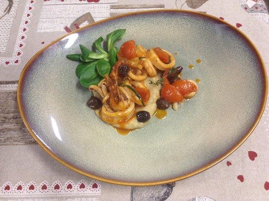 Resana, Italia: Riosteria Sale Rosa