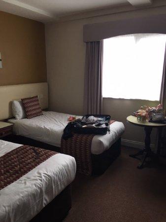 Eviston House Hotel: Nice room