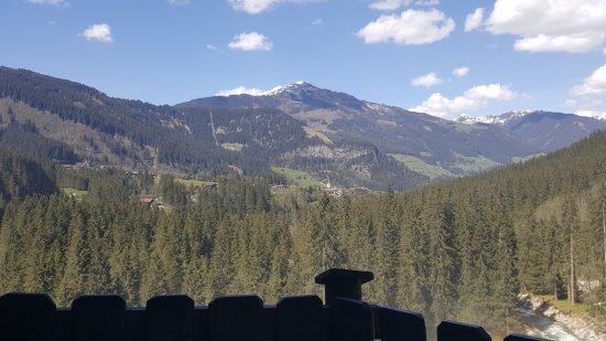 Krimml, Österreich: Magnifique