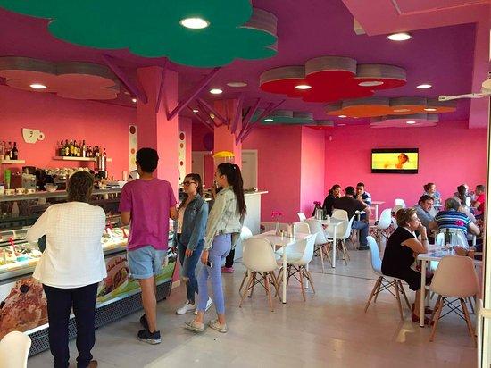 Alfafar, Spanien: heladeria artesanal