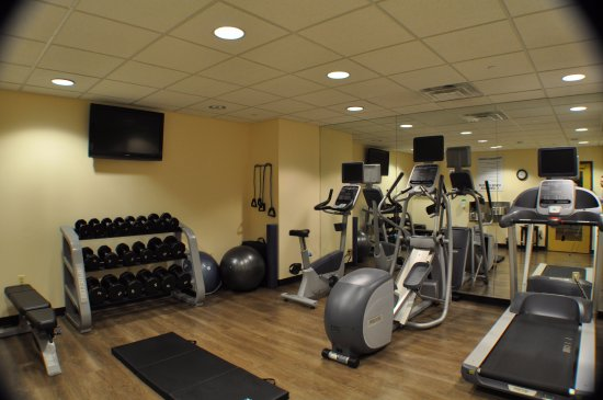 Holiday Inn Express Baltimore-Downtown: Fitness Center