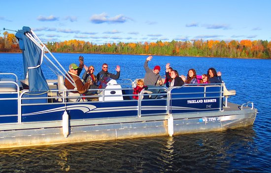 Hayward, WI: Northwest Wisconsin's largest marina rental fleet!