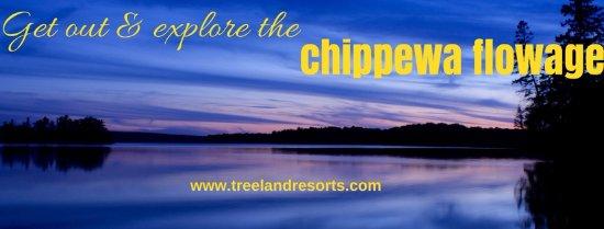 Treeland Resorts: Chippewa Flowage Sunsets