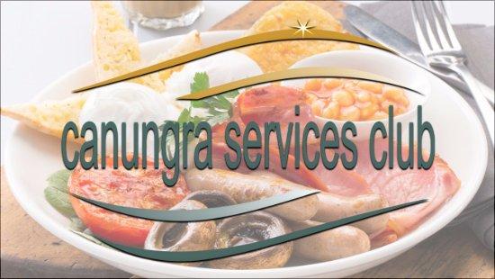 Canungra, Australia: Breakfast every Sunday from 8am