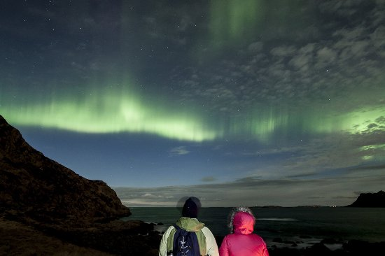 Sortland, Norge: Honeymoon under the Northern Lights with Aurora Addicts in Arctic Norway!