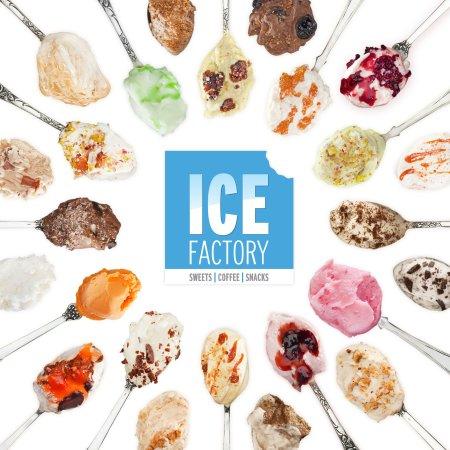 Paralia, Grecia: Mouthwatering ice cream flavors