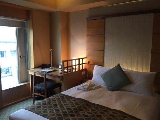 東京 庭酒店張圖片