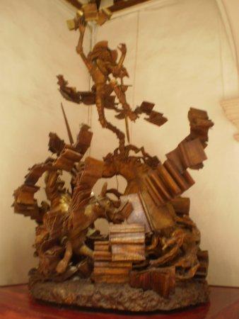 Don Quixote Iconographic Museum (Museo Iconografico del Quijote): .quijote, te, te