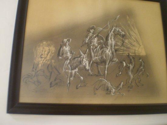 Don Quixote Iconographic Museum (Museo Iconografico del Quijote) : .quijote, te, te