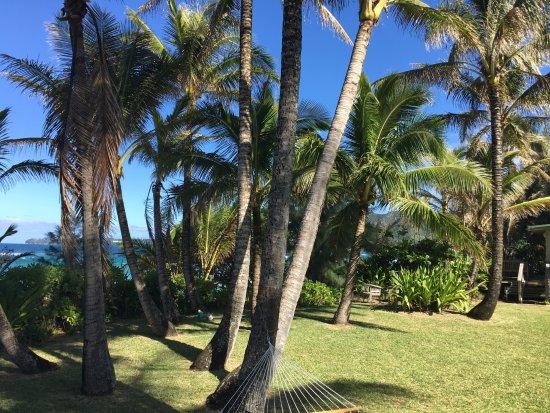 Haena, Hawái: Hale Makai Cottages' Grounds