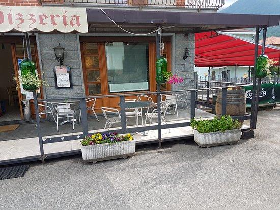 Paesana, Italia: New Wellington