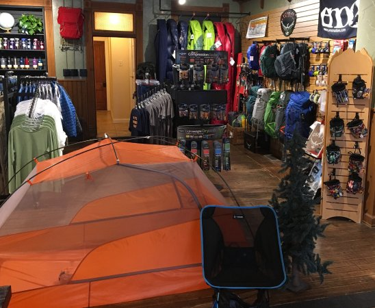 Lindsborg, KS: Camping Gear and more.