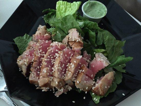 Joliet, IL: Ahi tuna appetizer
