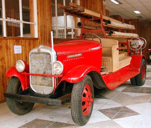 Museo Bomberil Cuerpo de Bomberos de Ancud