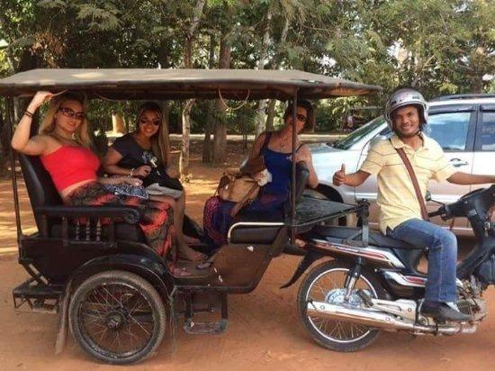 Tin Tin Angkor Driver