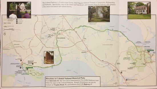 Parkway map - Picture of Colonial Parkway, Yorktown - TripAdvisor on colonial forge map, chilhowie map, delaware river map, york county va map, revolutionary war map, tabb high school map, germantown map, long island map, bennington map, cherrydale map, cowpens map, grafton high school map, valley forge map, battle of bunker hill map, vincennes map, holmesburg map, new orleans map, windcrest map, independence map, lexington map,