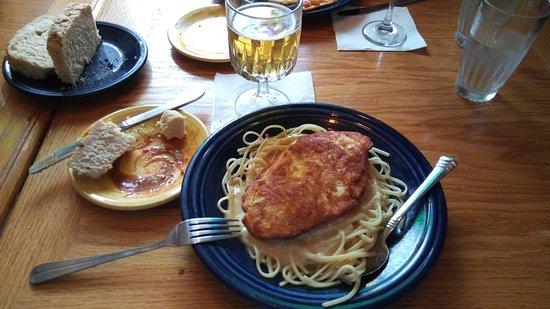 Palmer Lake, CO: Rosemary Parmesan Chicken