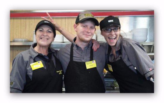 West Monroe, LA: Friendly staff