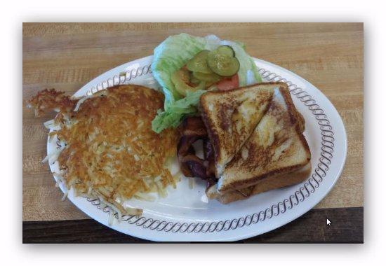 West Monroe, لويزيانا: Chicken Sandwich