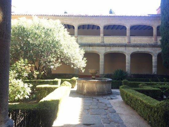 Monasterio de San Jeronimo de Yuste : Jardines