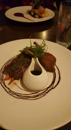 Palmerston North, New Zealand: Lamb cooked two ways