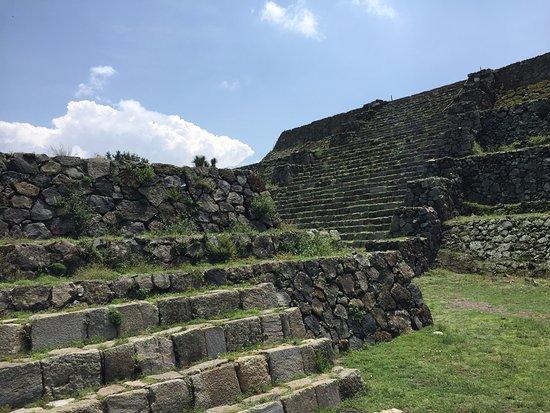 Cantona Archaeological Ruins : Juego de pelota