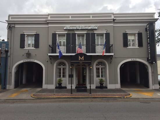 Maison St Charles Quality Inn And Suites Hotel New Orleans