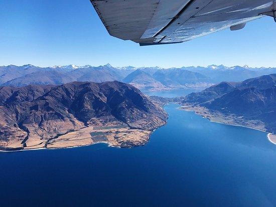 Wanaka, New Zealand: Lake Hawea
