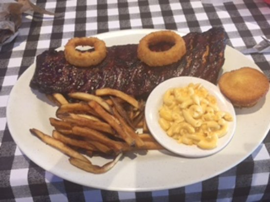 Leduc, Καναδάς: Best meal you will have if looking for Baby Backs