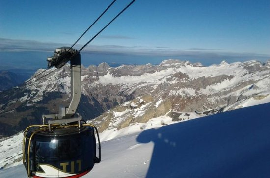 Private Guided Tour to Mount Titlis...