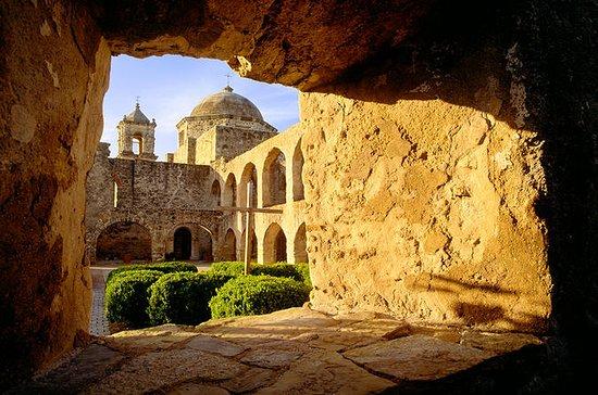 San Antonio Missions Tour med guide ...